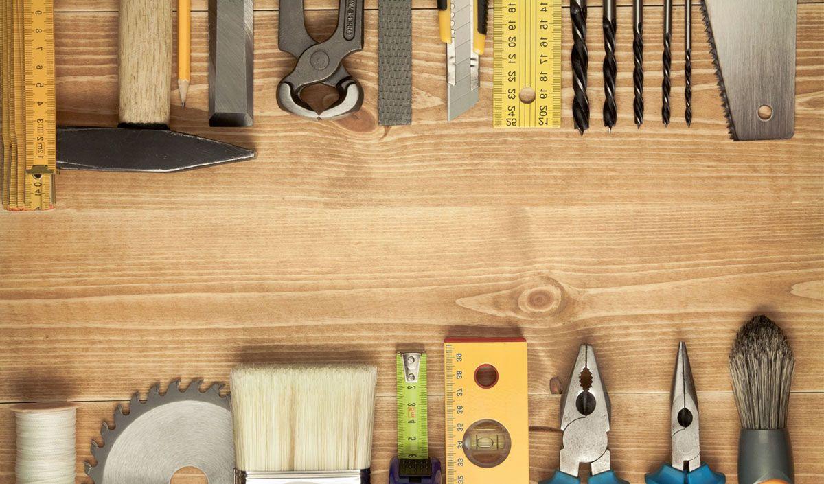 Confira o check list das ferramentas para uma instalação de sacada