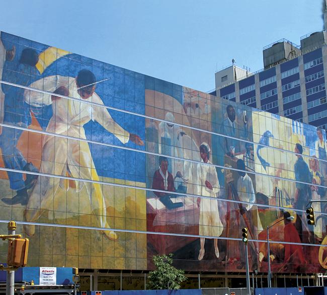 Harlen Hospital, em Nova York.