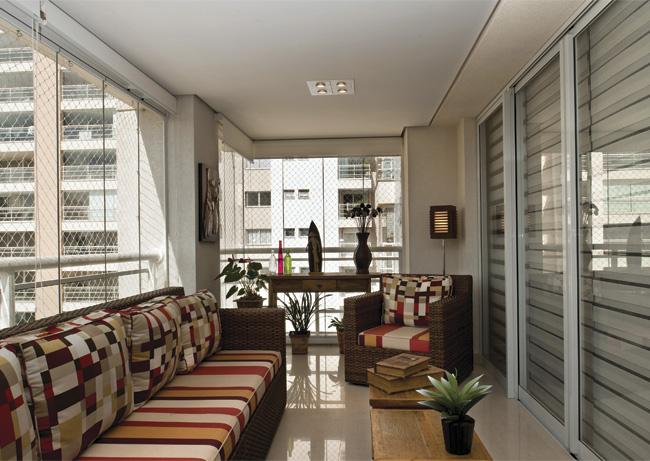 O projeto da Dinna Albuquerque Design de Interiores foi concebido em 30 dias, com dois dias de instalação, em São Paulo (SP).