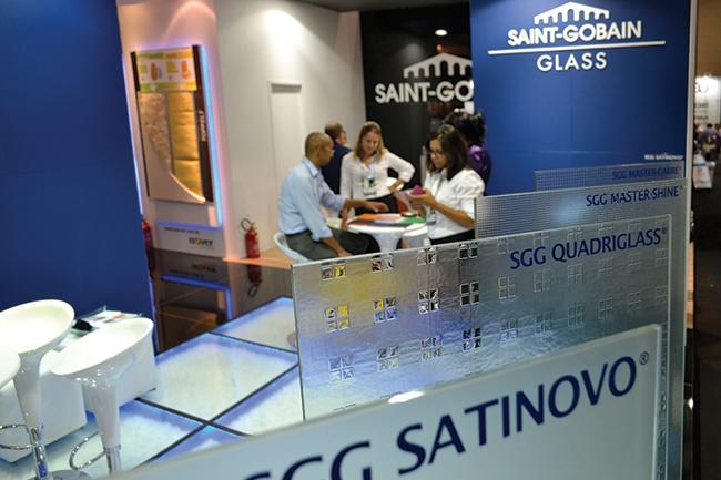 Saint Gobain Expo Revestir 2014