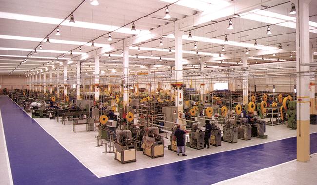fábrica Udinese