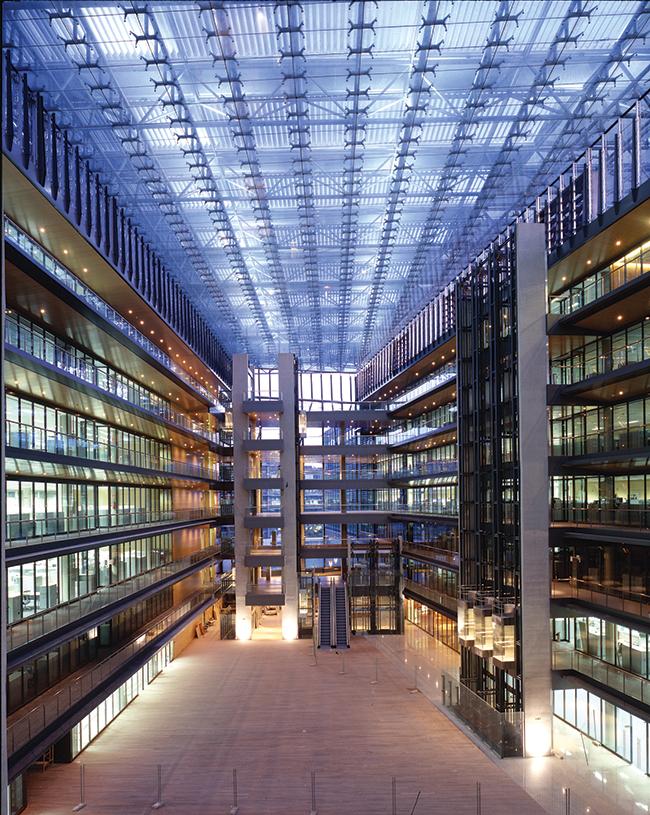 Endesa Headquarters Madrid, Espanha
