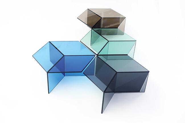 moveis de vidro