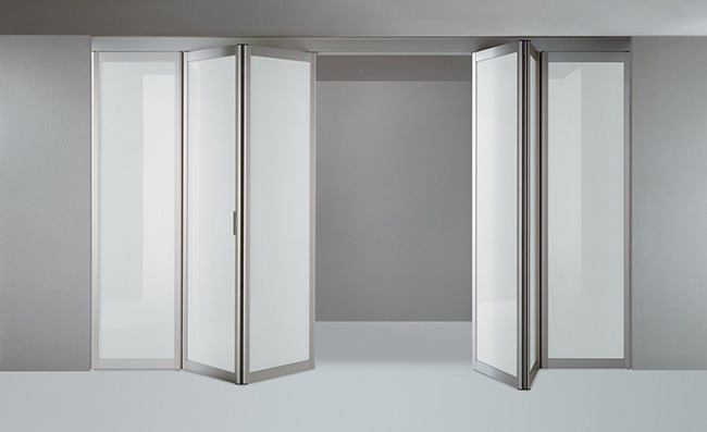 Portas de vidro revista vidro impresso - Puertas abatibles de cristal ...