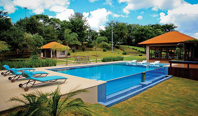 Vidros Resistentes para piscinas