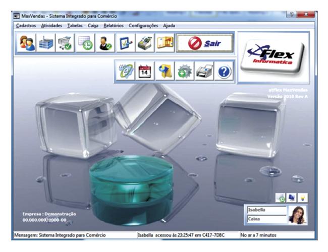 Software para o setor vidreiro