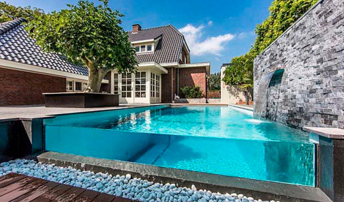 vidro temperado laminado vidro de piscina