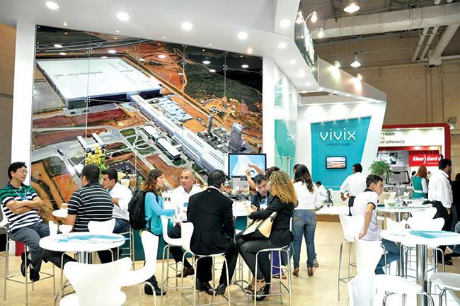 A Vivix reservou sua 2a participação na Glass
