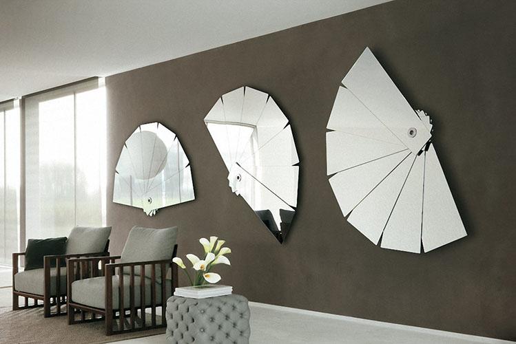 Revista vidro impresso tipos de vidro espelhos for Tipos de espejos decorativos